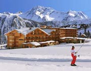 Hotels in Courchevel 1550 Village