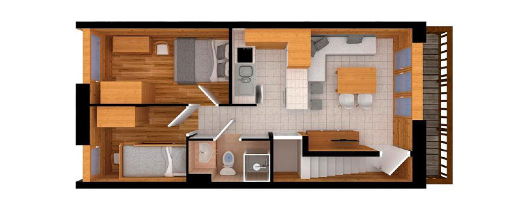 Apartment CT-0023