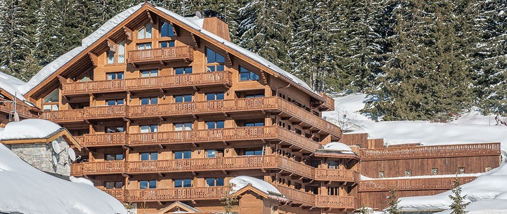 Apartment Lodge Aspen Park 63 Rond Point des Pistes