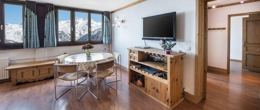 Apartment  Portes de Courchevel 410
