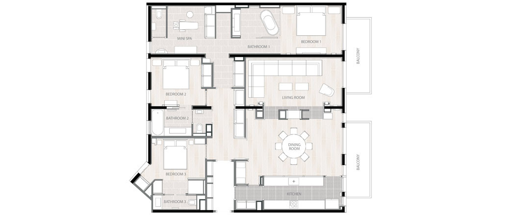 Apartment CT-0174
