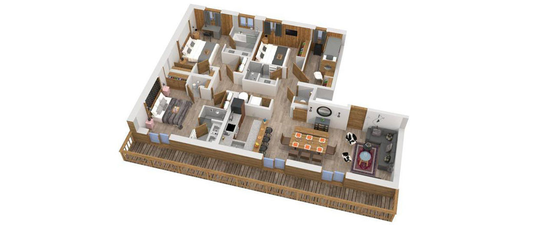 Appartement CT-0014