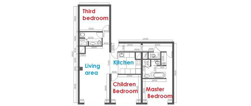 Apartment CT-0035