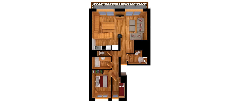 Apartment CT-0103