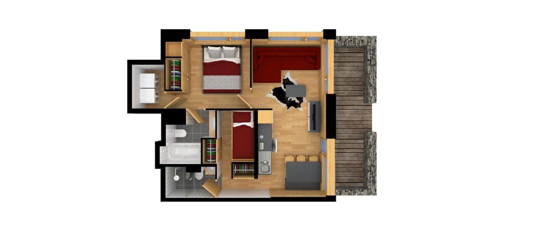 Apartment CT-0112