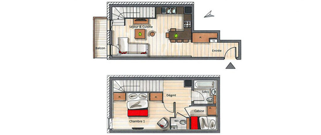 Appartement CT-0139