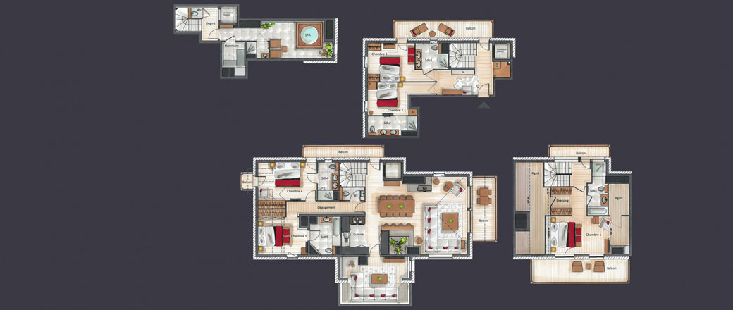 Apartment CT-0143