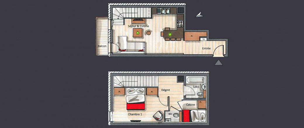 Apartment CT-0188