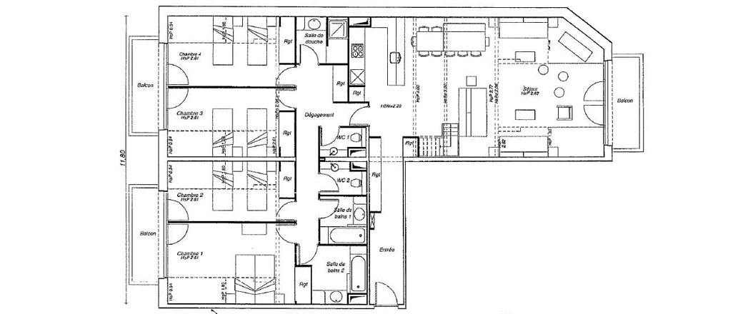 Apartment CT-0225