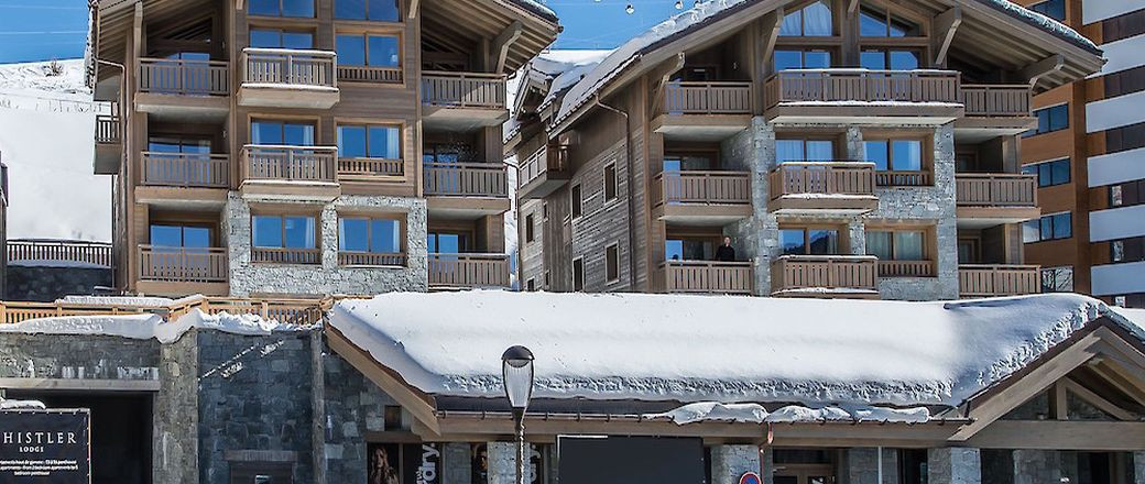 Apartment Aspen Lodge B31