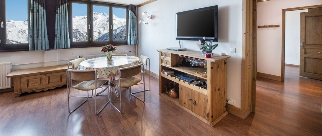 Apartment Porte de Courchevel 410