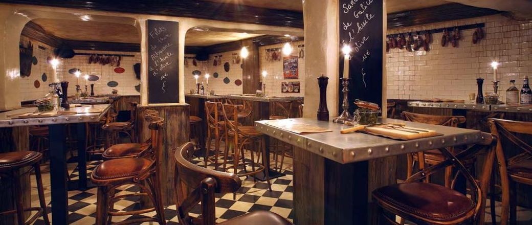 Restaurant Le Bar Joe