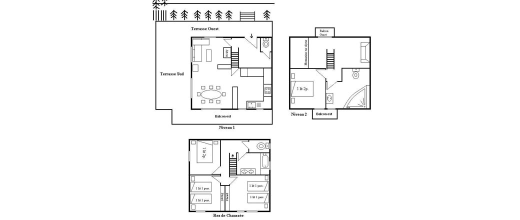 Apartment CT-0437