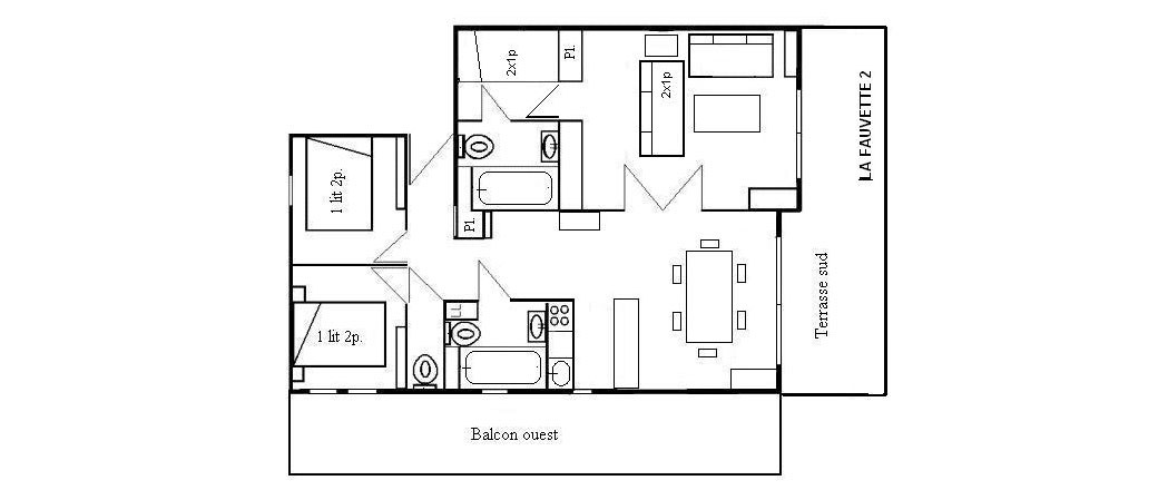 Apartment CT-0438