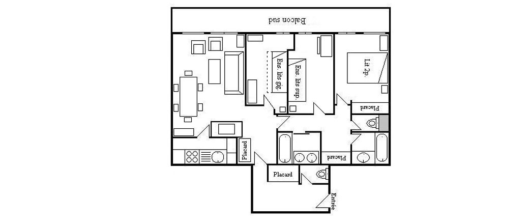 Apartment CT-0439