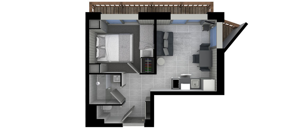 Apartment CT-0453