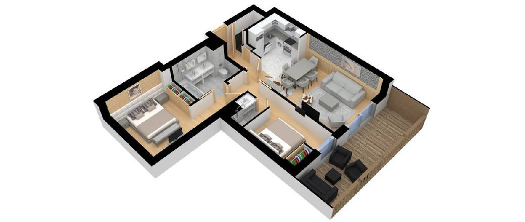 Apartment CT-0679