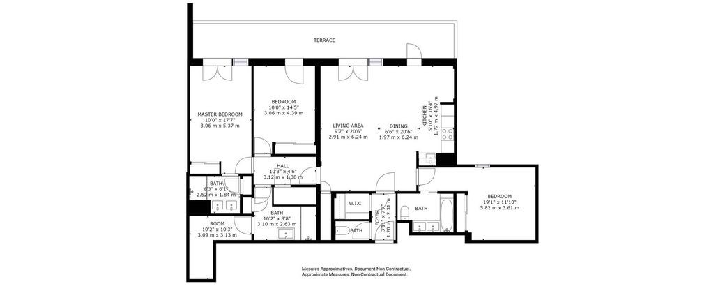 Apartment CT-0717