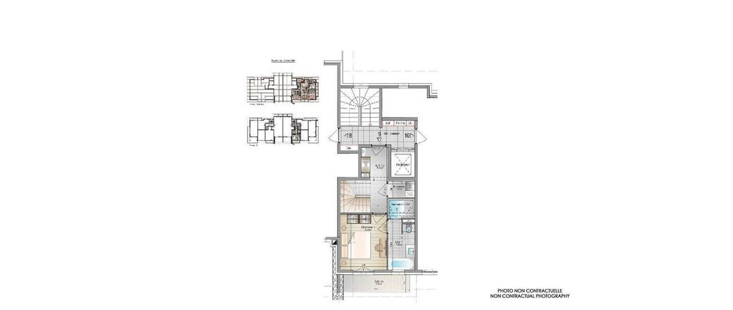 Apartment CT-0808