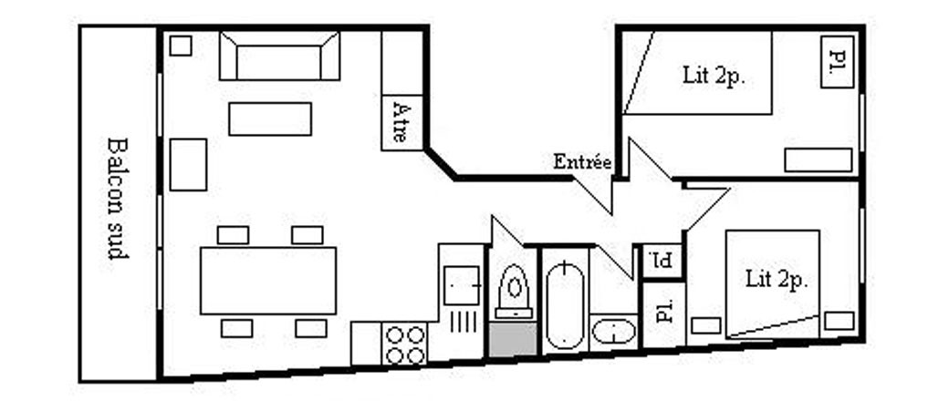 Apartment CT-0284