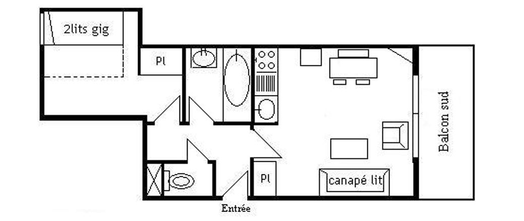 Apartment CT-0285