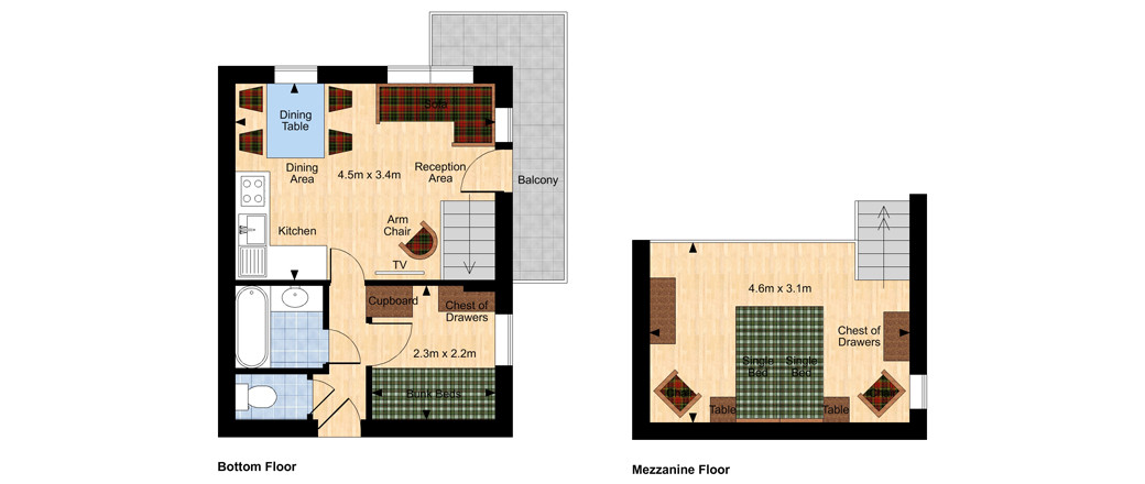 Apartment CT-0626