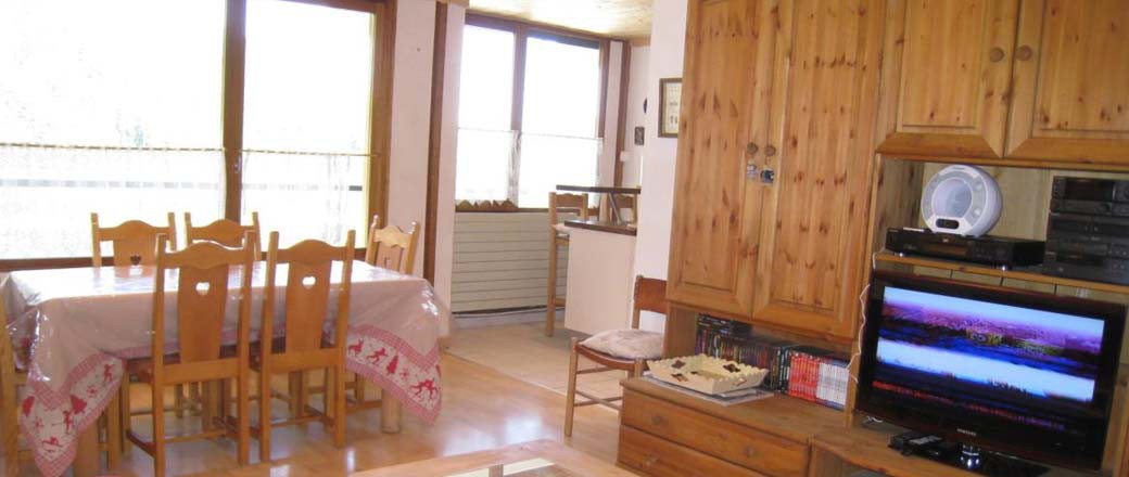 Appartement Ariondaz Fougeres 111
