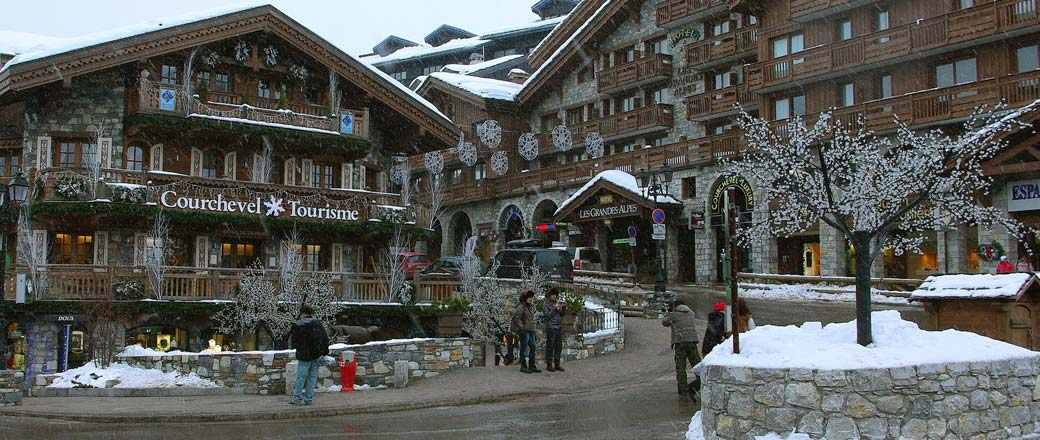 Appartement les alpes 33 0 975 170 836 appartement la croisette courchevel 1850 - Courchevel 1650 office du tourisme ...