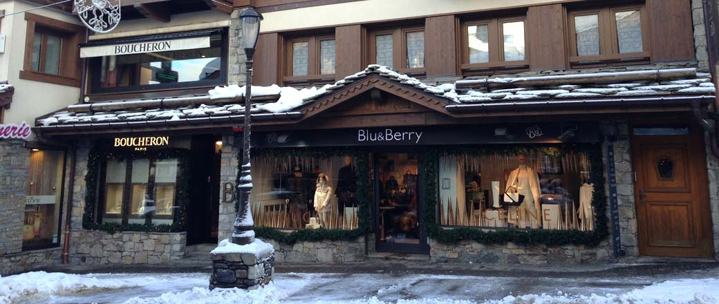 Courchevel Boutiques, Shops and Businesses