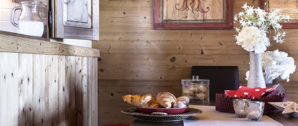 Appartement les chalets de la mouria avec sauna 4 chambres - Sauna appartement ...