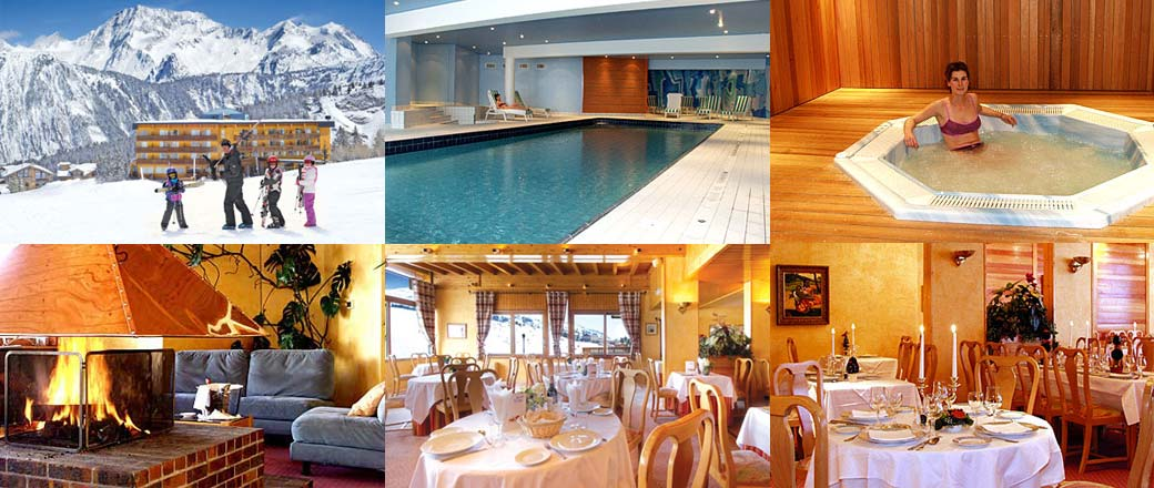 Information Hotel Crystal In Pralong Courchevel 1850 Photos
