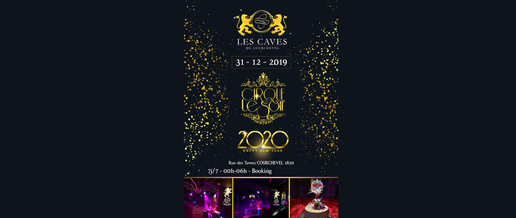 Nightclub LES CAVES COURCHEVEL 1850
