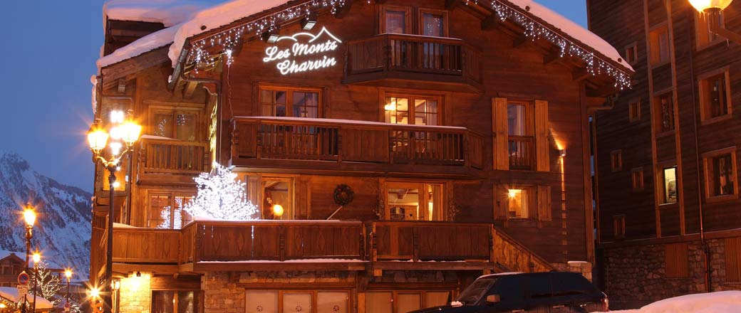 Hotel Les Monts Charvin
