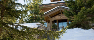 Hotel Le Chalet De Courchevel