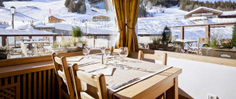 Restaurant LA TABLE DES FLOCONS