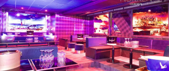 Nightclub LES CAVES -  NOKKEN COURCHEVEL