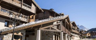 Apartment Les Chalets de la Mouria 5 Bedrooms 10 People