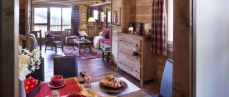 Apartment Les Chalets de la Mouria 3 Bedrooms 6 People