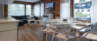 Apartment FORET DU PRAZ LODGE 316