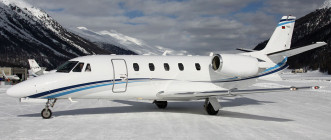 Private Jet Citation XLS