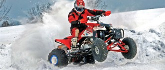 Courchevel quads rental