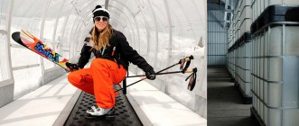 Ski equipment hire Courchevel