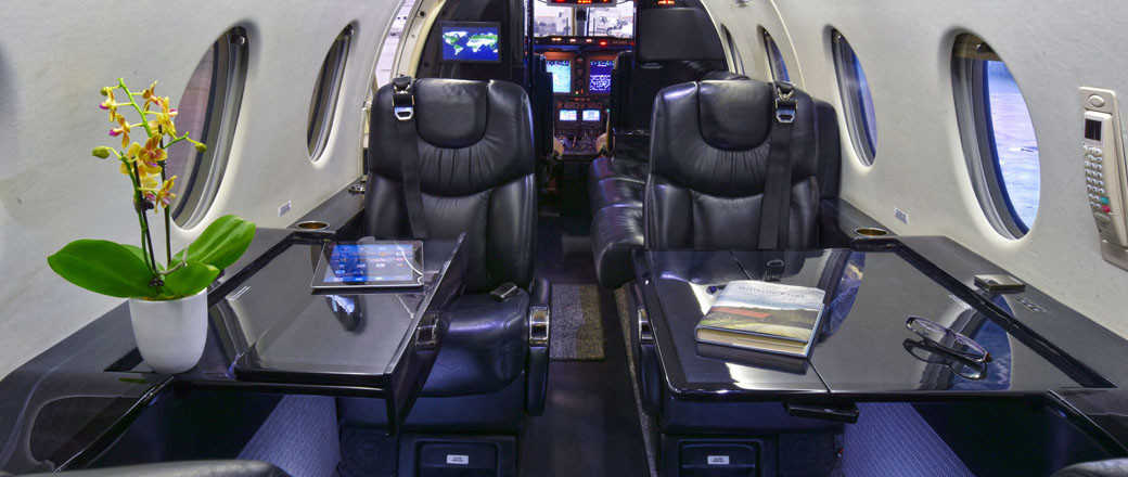 Private Jet Nextant XT