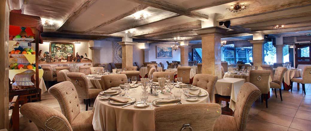 Restaurant la table du lana restaurant in courchevel 1850 - Restaurant la table villeneuve d ascq ...