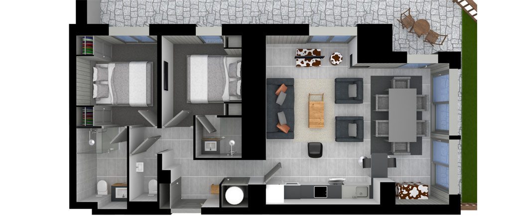 Apartment CT-0452