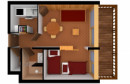 Apartment CT-0458