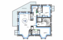 Apartment CT-0650