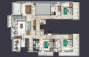 Apartment CT-0621