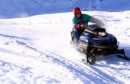 Renting of snowmobiles