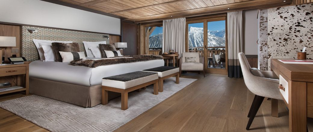 Hotel Barriere Les Neiges 33 0 975 170 836 Hotel Courchevel 1850